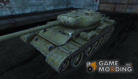 T-54 Stigmatium for World of Tanks