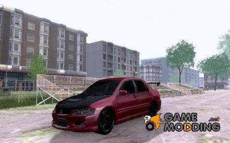 Mitsubishi Lancer IX MR for GTA San Andreas