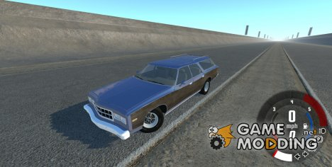 Bruckell Moonhawk Collection для BeamNG.Drive