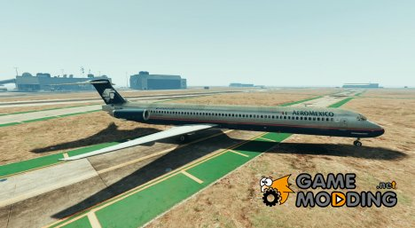 McDonnell Douglas MD-80 для GTA 5
