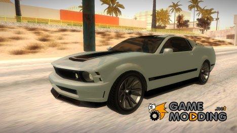 GTA V Dominator for GTA San Andreas
