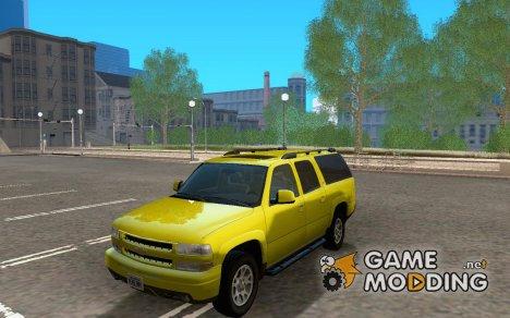 Chevrolet Suburban 2003 для GTA San Andreas