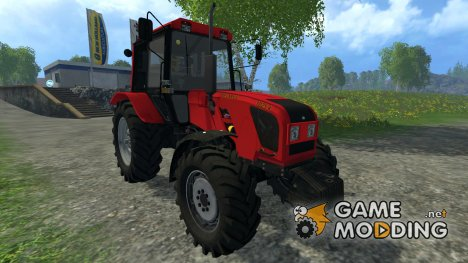МТЗ 1025.4 для Farming Simulator 2015