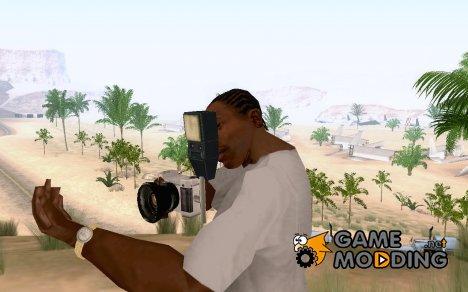 Фотокамера for GTA San Andreas