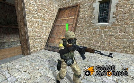 BC2 Like Soldier V2 for Counter-Strike Source