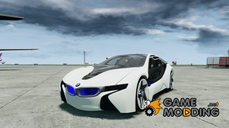 BMW Vision Efficient Dynamics 2012 для GTA 4
