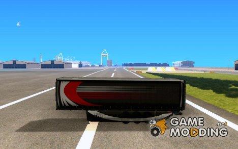 Aero Dynamic Trailer for GTA San Andreas
