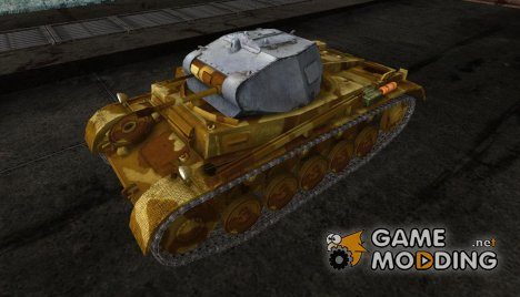 PzKpfw II 04 для World of Tanks
