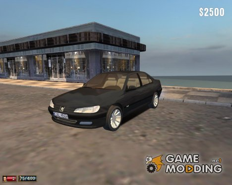 Peugeot 406 for Mafia: The City of Lost Heaven