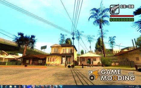 Реальное время for GTA San Andreas