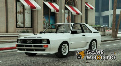 Audi Quattro Sport 1.4 for GTA 5