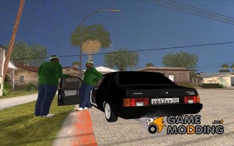 Бандитские лихие 90-ые для GTA San Andreas