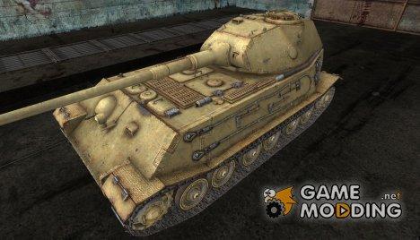 шкурка для VK4502(P) Ausf. B №47 для World of Tanks
