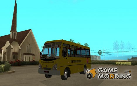 Marcopolo Senior Sistema Express для GTA San Andreas