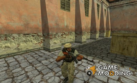 Arab Guerilla for Counter-Strike 1.6