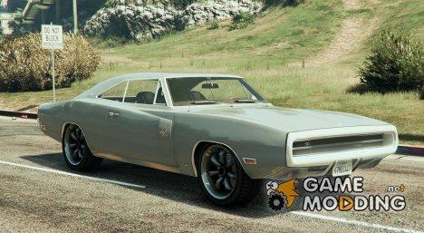 Dodge Charger R/T SE 440 Magnum 1970 для GTA 5