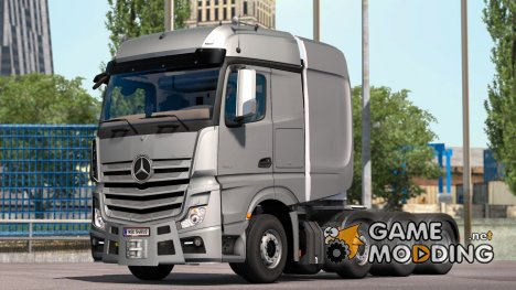 Mercedes-Benz Actros (Arocs) SLT for Euro Truck Simulator 2