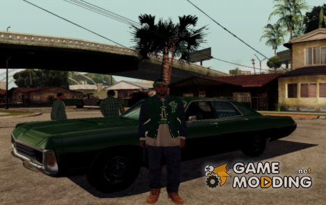 Gang Pack V 1.0 for GTA San Andreas