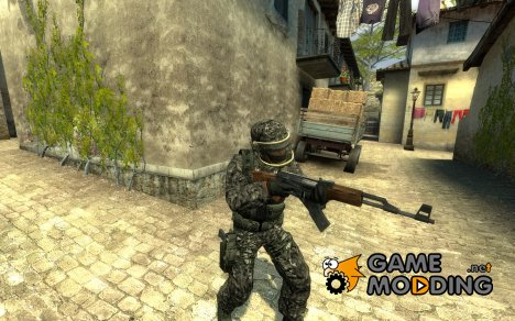 Artic Gign для Counter-Strike Source