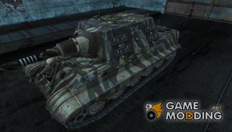 JagdTiger 13 для World of Tanks