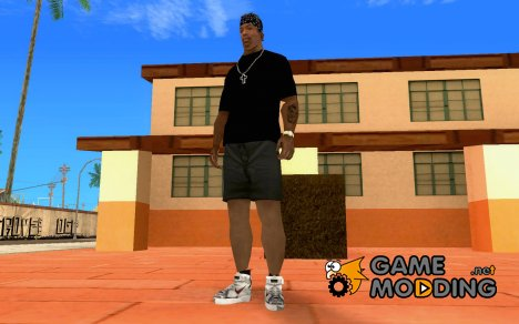 Nike Running Shoes для GTA San Andreas