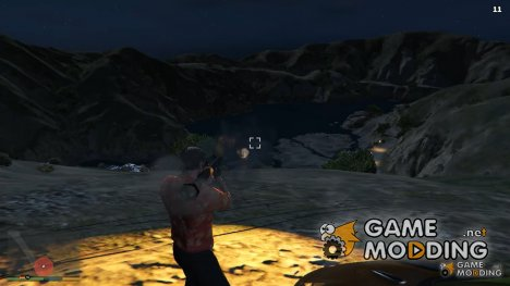 Nuclear Explosion Project for GTA 5