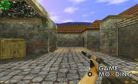 Moded AK47 v2 for Counter-Strike 1.6