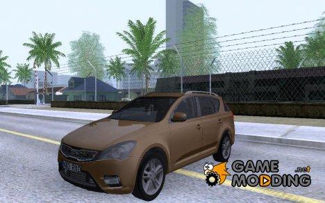 Kia Ceed for GTA San Andreas