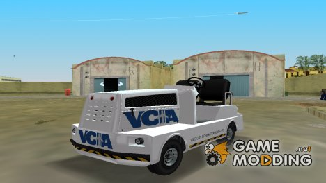 Baggage Handler VCIA for GTA Vice City