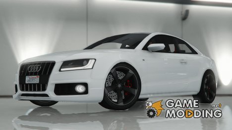 Audi S5 для GTA 5