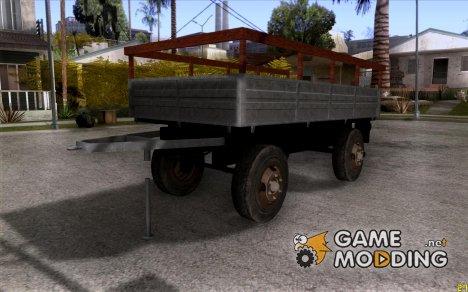 Прицеп ГКБ-8536 for GTA San Andreas