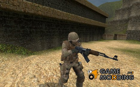 "1st SFOD-D ""Delta Force"" for Counter-Strike Source"