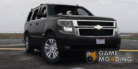 2015 Chevrolet Tahoe 3.1 for GTA 5
