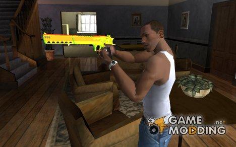 Desert Eagle Trix для GTA San Andreas