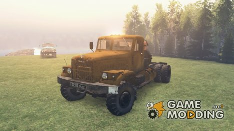 КрАЗ 258 SGS for Spintires 2014