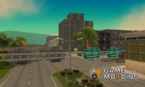 ENBSeries прекрасная погода for GTA 3