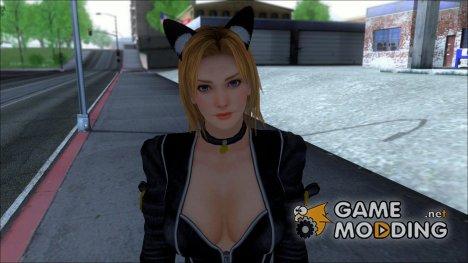 Modern Woman Skin для GTA San Andreas