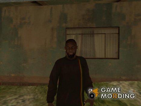 Скин из GTA 4 v75 для GTA San Andreas