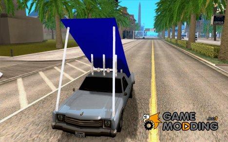 Пикап - Трамплин for GTA San Andreas