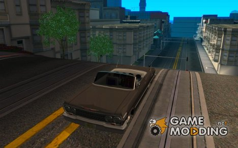 Chevrolet Impala 1963 lowrider для GTA San Andreas
