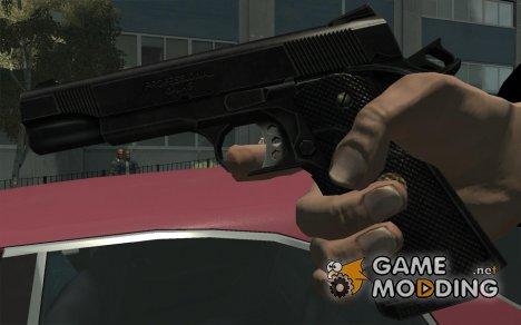 """Пистолет """"M1911A1"""" for GTA 4"""