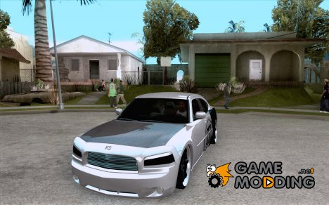 Dodge Charger SRT8 Tuning для GTA San Andreas