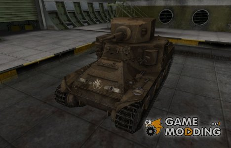 Скин в стиле C&C GDI для M2 Medium Tank для World of Tanks