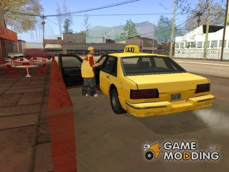 Оживление деревни Монтгомери for GTA San Andreas