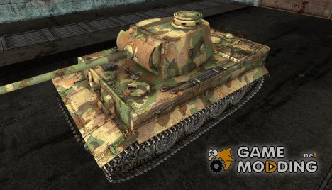 PzKpfw VI Tiger от sargent67 for World of Tanks