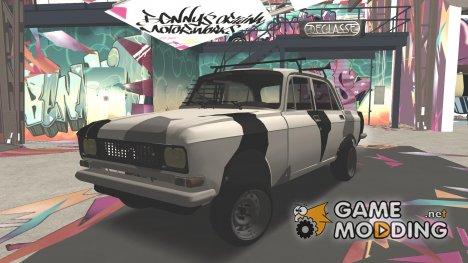 АЗЛК 412 (RDM) для GTA San Andreas