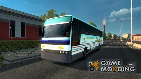 Adiputro Vanhool Bus for Euro Truck Simulator 2