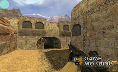 M16A4 Survival for Counter-Strike 1.6