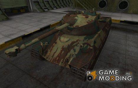 Французкий новый скин для Lorraine 40 t для World of Tanks