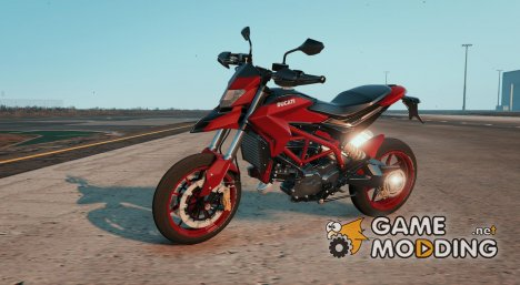 Ducati Hypermotard 2013 for GTA 5